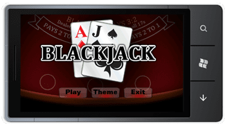 Blackjack sur windows phone