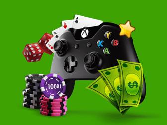 Jeux de casino sur Xbox